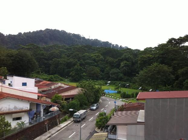 singapore homestay