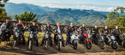 Motorcycle Tours to Thailand, Laos and Myanmar – A Mesmerizing Journey