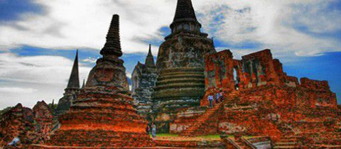 motorcycle tours thailand heritage historical trails