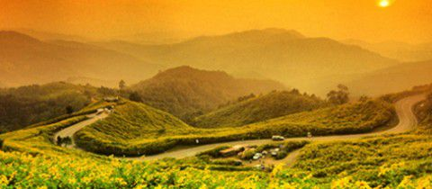 motorcycle tours  unseen thailand