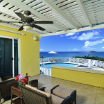stunning views from St.Thomas condo rental