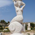 Aphrodite sculpture Ayia Napa