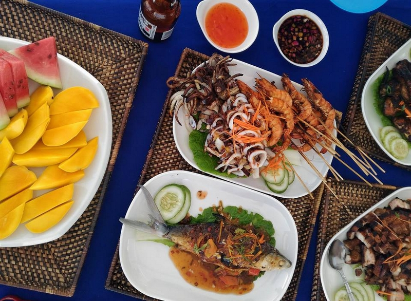 Cebu Island culinary specialties