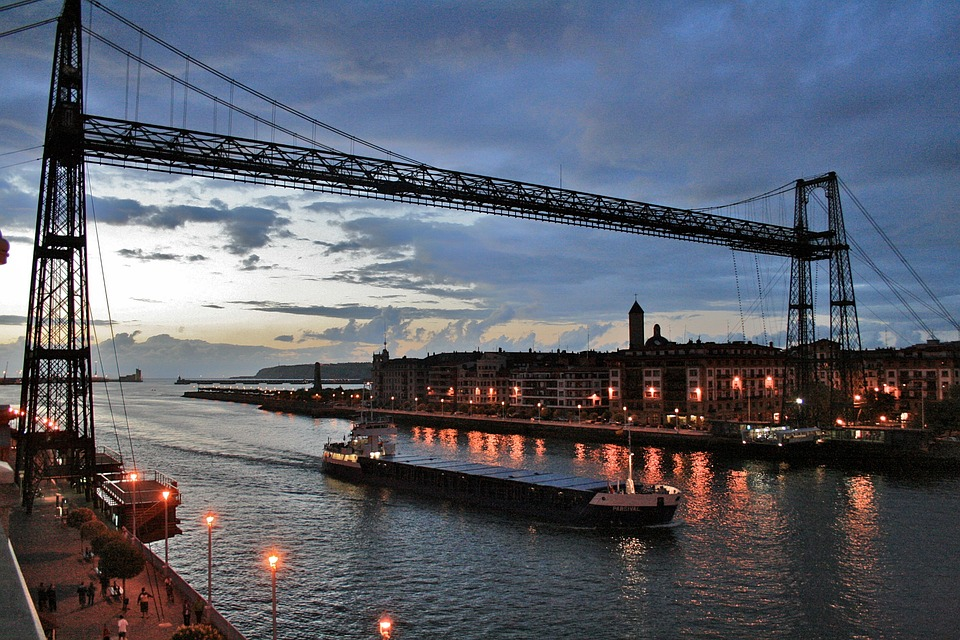 boat tour Bilbao