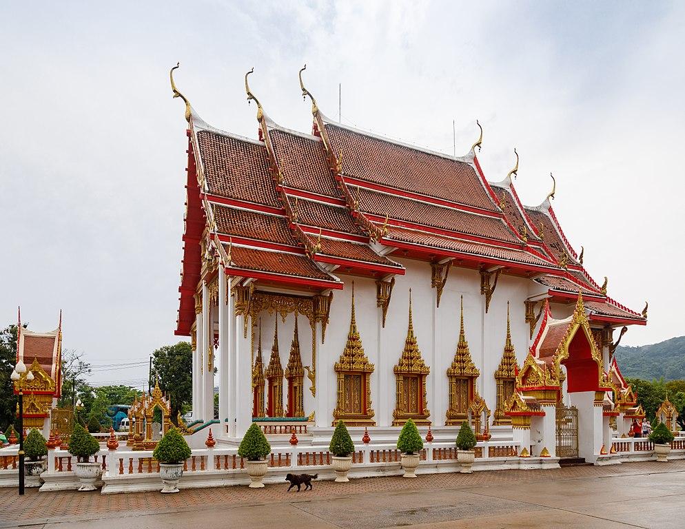 Wat Chalong, Phuket