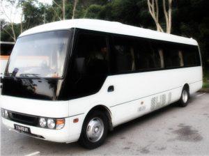 Singapore bus chartering