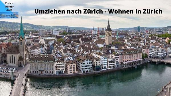 Living in Zurich