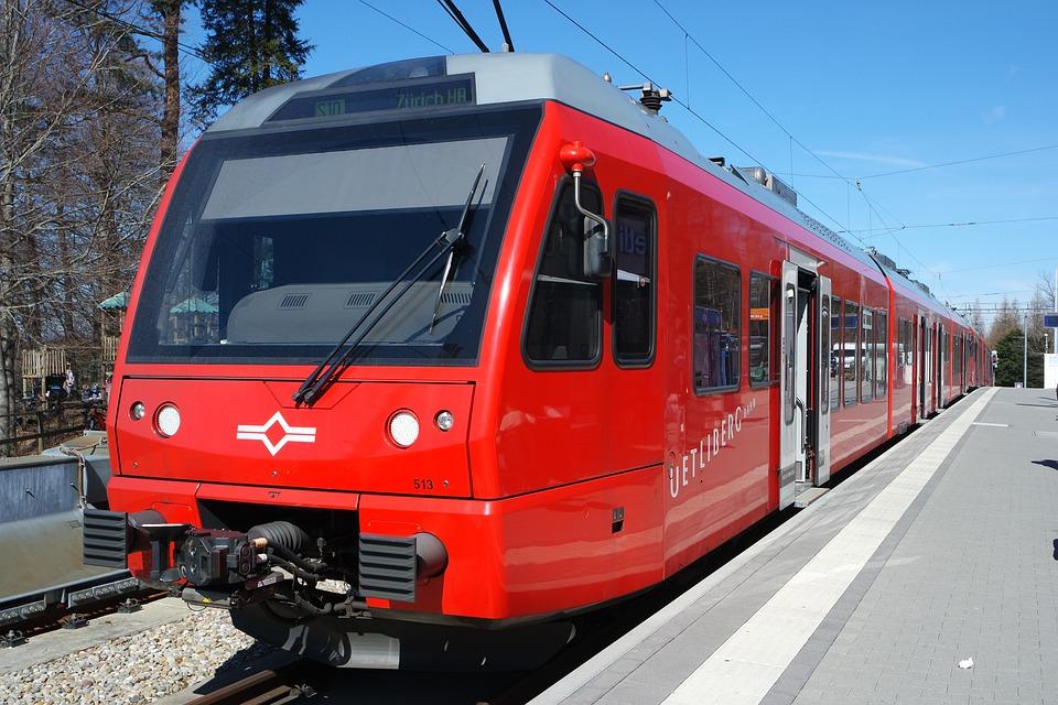 Zurich train