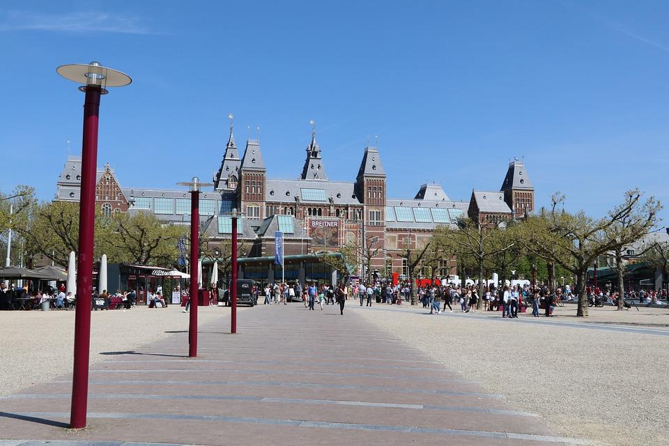 Museum Square Amsterdam