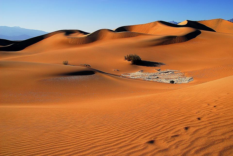 Ibex Dunes, Death Valley National Park